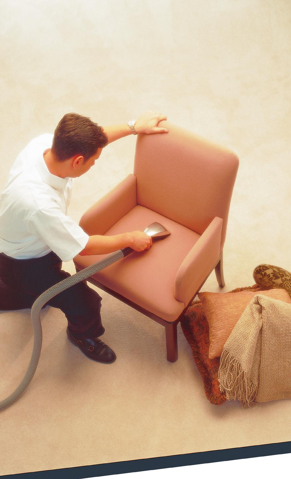 Как почистить кресло самим