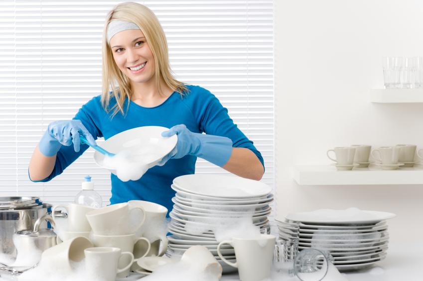 Мойка посуды в Москве